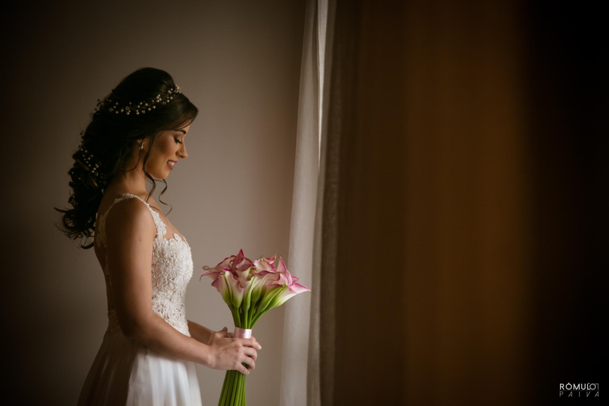 Rômulo Paiva - Casamento